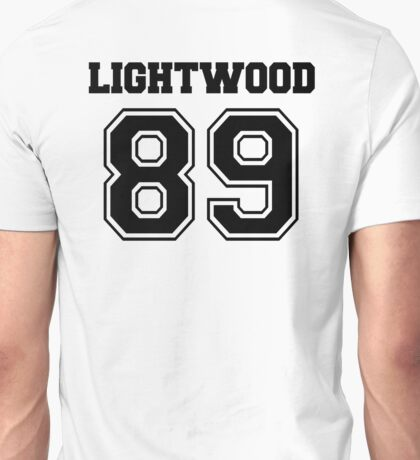 LIGHTWOOD 89 - The Mortal Instruments - Shadowhunters Unisex T-Shirt