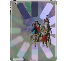 Surreal!Racing!Evolution!Progress!Generations! iPad Case/Skin