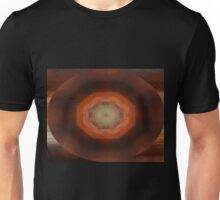 Orange Coppered Unisex T-Shirt