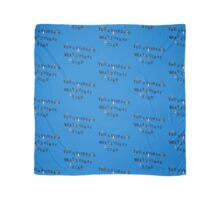 You never know what you may find (play games) Scarf