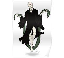 Happy Voldemort Poster