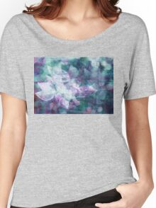 Leaves in the Lavender Wind Women's Relaxed Fit T-Shirt