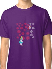 Painting the Roses Red Classic T-Shirt