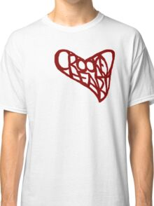 Crooked Heart Classic T-Shirt