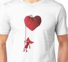 Unravel Yarny Heart Unisex T-Shirt
