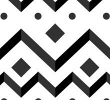 Geometric pattern Sticker
