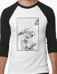 Graphics 002 Men's Baseball ¾ T-Shirt