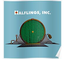 Halflings, Inc. Poster