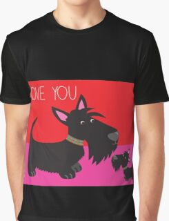 I Love You – Scottie Graphic T-Shirt