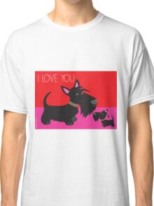 I Love You – Scottie Classic T-Shirt
