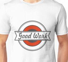 Motivate Badge  Unisex T-Shirt