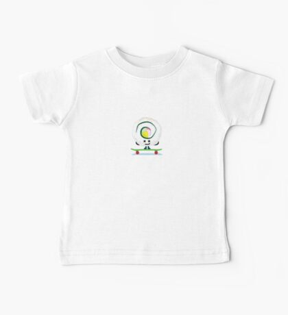 Character Building - California Roll Baby Tee
