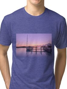 Sundown Serenity Tri-blend T-Shirt