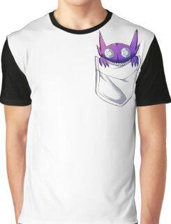 Pocket Sableye Graphic T-Shirt