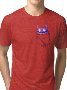 Pocket Sableye Tri-blend T-Shirt