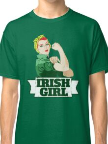 Irish Girl Classic T-Shirt