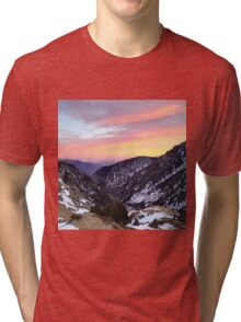 Fantastic Mountains Tri-blend T-Shirt