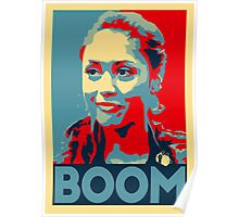 Boom Raven Poster