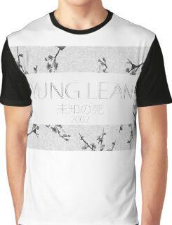 Yung Lean Sakura trees Graphic T-Shirt