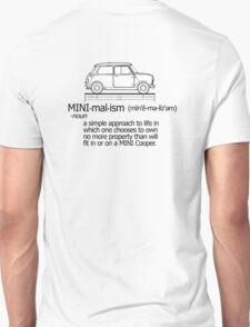 MINI-malism (minimalism) - Classic edition T-Shirt