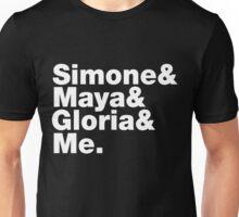Feminist Greats List Unisex T-Shirt