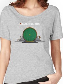 Halflings, Inc. Women's Relaxed Fit T-Shirt