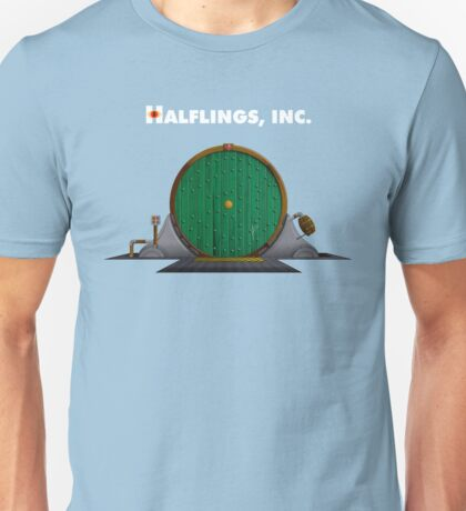 Halflings, Inc. Unisex T-Shirt