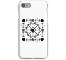 Flying Arrows iPhone Case/Skin
