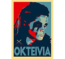 Oktavia Photographic Print