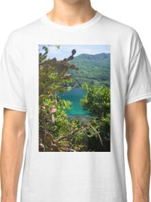 Window Through the Wilderness - Nature Photography Classic T-Shirt