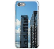 Skyscrapers Touching Sky - Travel Photography iPhone Case/Skin