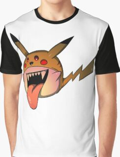 PikaBoo! Graphic T-Shirt