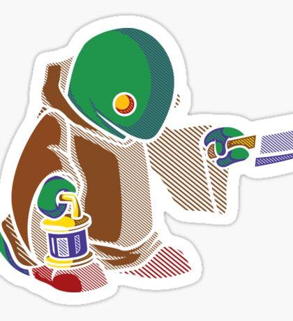 Doink! Sticker