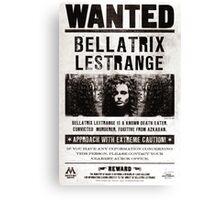 Bellatrix! Canvas Print