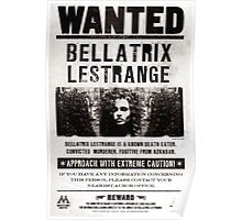Bellatrix! Poster
