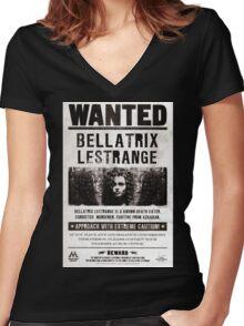 Bellatrix! Women's Fitted V-Neck T-Shirt