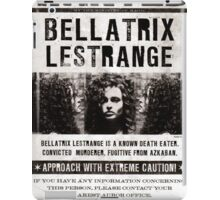 Bellatrix! iPad Case/Skin