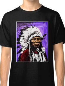 Chief Flying Hawk Classic T-Shirt