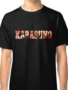 Karasuno haikyuu! Classic T-Shirt