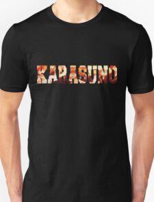 Karasuno haikyuu! T-Shirt