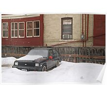 Winter Car. Poster