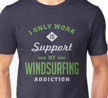 Windsurfing Extreme Sport T-shirt Unisex T-Shirt