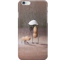 Simple Things - Bad Weather iPhone Case/Skin