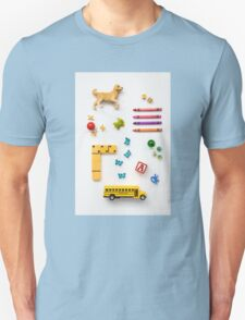 Kid's Stuff Unisex T-Shirt