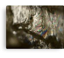 i've caught a rainbow Canvas Print