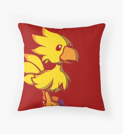 Kweh! Throw Pillow