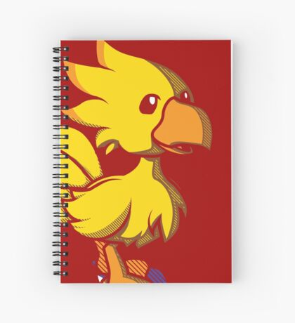 Kweh! Spiral Notebook