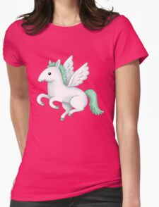 Pegasus Womens Fitted T-Shirt