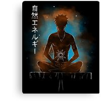 Senjutsu Power Canvas Print