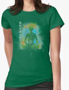 Senjutsu Power Womens Fitted T-Shirt